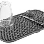 Как выбрать силиконовый коврик для сушки посуды – правила для сухого стола и удобства