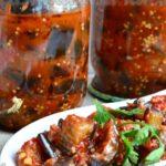 Баклажаны в томате на зиму: ТОП 10 лучших рецептов приготовления с фото и видео