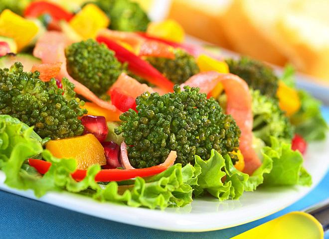 салаты из брокколи: топ рецептов, советы, варианты оформления
