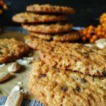 Диетическое меню: гречневое печенье с миндалем и медом
