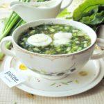 Холодный суп из щавеля рецепт с фото, как приготовить холодный суп из щавеля с яйцом
