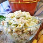 Как приготовить салат «нежность» с ветчиной