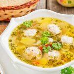 Как приготовить суп с фрикадельками: 10+ вкусных вариантов