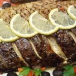Карп, запеченный в духовке - 10 вкусных и простых рецептов с фото пошагово