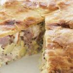 Курник с курицей и картошкой – топ вкусных рецептов приготовления с фото пошагово