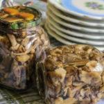 Маринованные опята на зиму – 10 рецептов приготовления в банках с пошаговыми фото