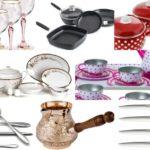 Обзор видов посуды по назначению и материалам изготовления