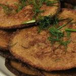 Печеночные оладьи из говяжьей печени - 8 рецептов с пошаговыми фото