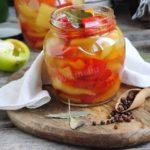 Перец в медовой заливке на зиму: рецепты пальчики оближешь с фото и видео