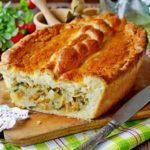 Пирог с капустой в духовке: 20 самых вкусных и быстрых рецептов