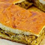 Пирог с капустой в духовке топ быстрых и вкусных рецептов с фото пошагово