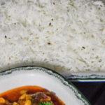 Рассыпчатый рис на гарнир - топчик рецептов приготовления с пошаговыми фото