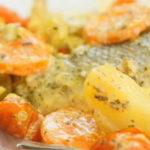 Рыба с овощами в духовке: 10+ рецептов приготовления