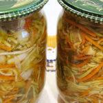 Салат из кабачков по корейски на зиму - это вкусно, полезно, красиво и очень просто