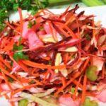 Салат из свежей свеклы - топ вкусных и полезных я рецептов