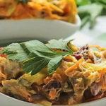 Салат Обжорка - топ рецептов с пошаговыми фото