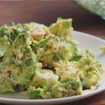 Салат с консервированным тунцом и авокадо - очень вкусные рецепты