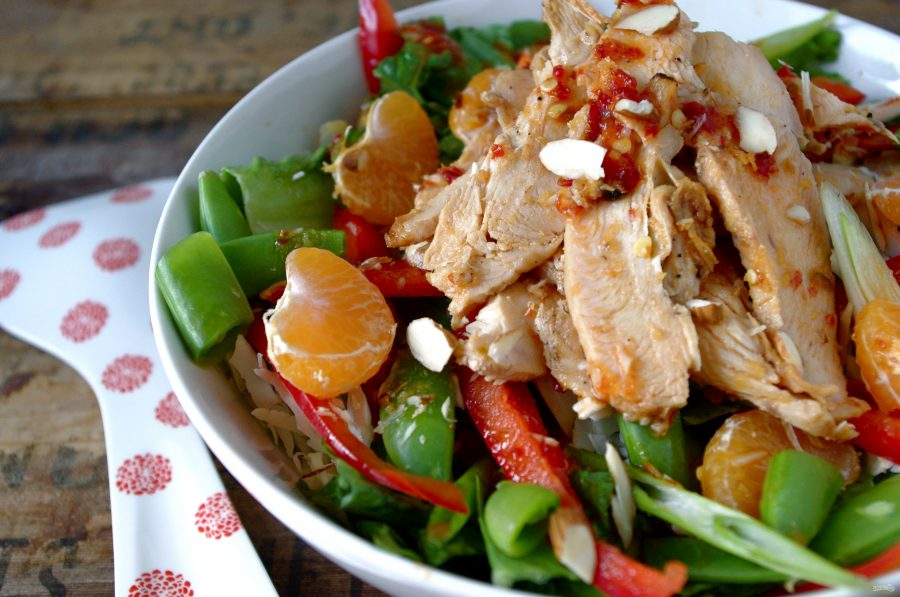 Лучшие мясные салаты без майонеза: рецепты вкусных и полезных блюд