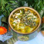 Щавелевый суп с яйцом — 10+ классических рецептов супа со щавелем