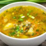 Суп гречневый с курицей и овощами - простой и вкусный рецепт