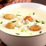 Суп-пюре из цветной капусты – 10+ вкусных рецептов