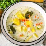 Сырный суп с плавленым сыром - 10+ рецептов с фото пошагово