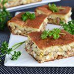 Заливной пирог с рыбными консервами - топ рецептов с фото пошагово