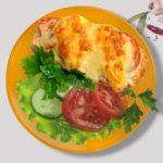 Запекаем филе трески с помидорами в духовке - рецепты с фото